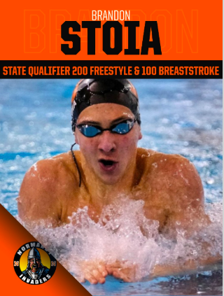 Stoia Punches Ticket to the State Meet for the Second Time!