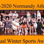 2019-2020 Normandy Athletics Winter Sports Awards Photo Gallery