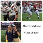 "NHS Athletics Alumni – ""Where Are They Now?"" with Marc Lechlitner"