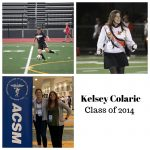 """NHS Athletics Alumni – """"Where Are They Now?"""" with Kelsey Colaric"""