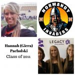"NHS Athletics Alumni – ""Where Are They Now?"" with Hannah (Giera) Pacholski"