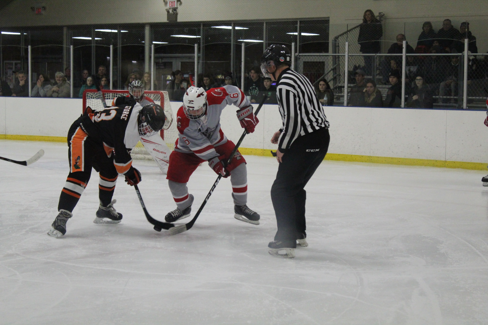 11/22/2019 Hockey vs. Parma