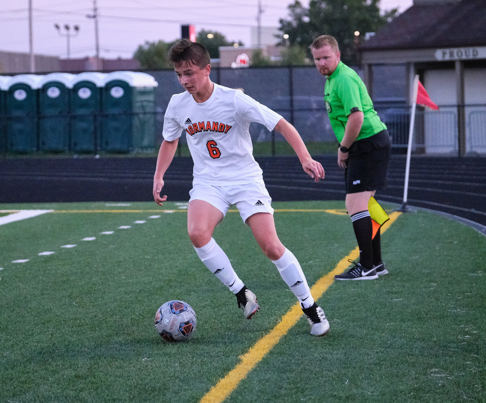 9/9/2019 Boys Soccer vs. Parma