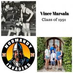 "NHS Athletics Alumni – ""Where Are They Now?"" with Vince Marsala"