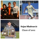 """NHS Athletics Alumni – """"Where Are They Now?"""" with Dejan Mladenovic"""
