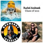 "NHS Athletics Alumni – ""Where Are They Now?"" with Rachel Andrasek"