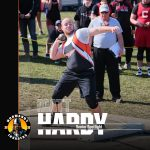 Spring Senior Spotlight: Matt Hardy