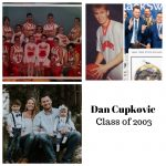 "NHS Athletics Alumni – ""Where Are They Now?"" with Dan Cupkovic"