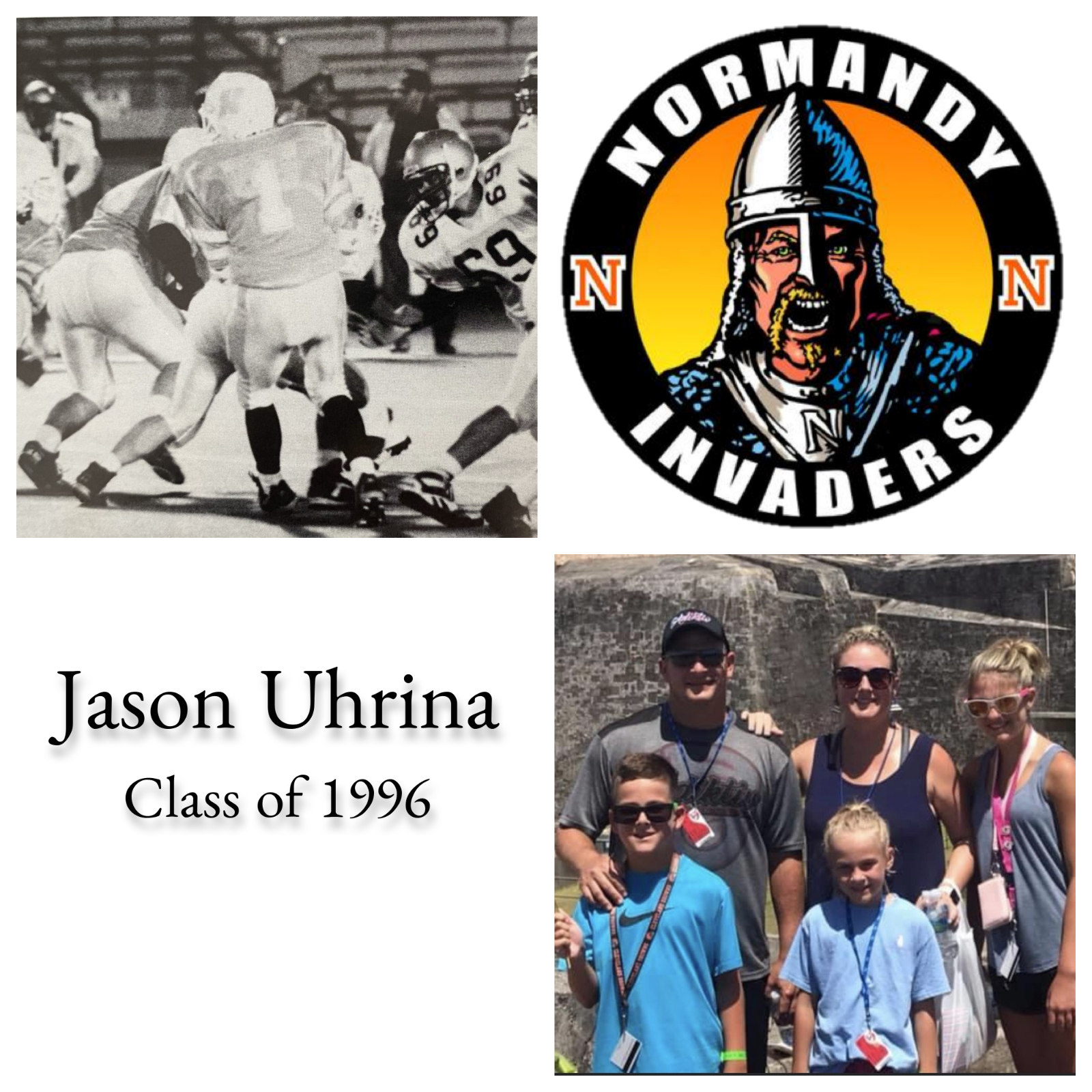 """NHS Athletics Alumni – """"Where Are They Now?"""" with Jason Uhrina"""