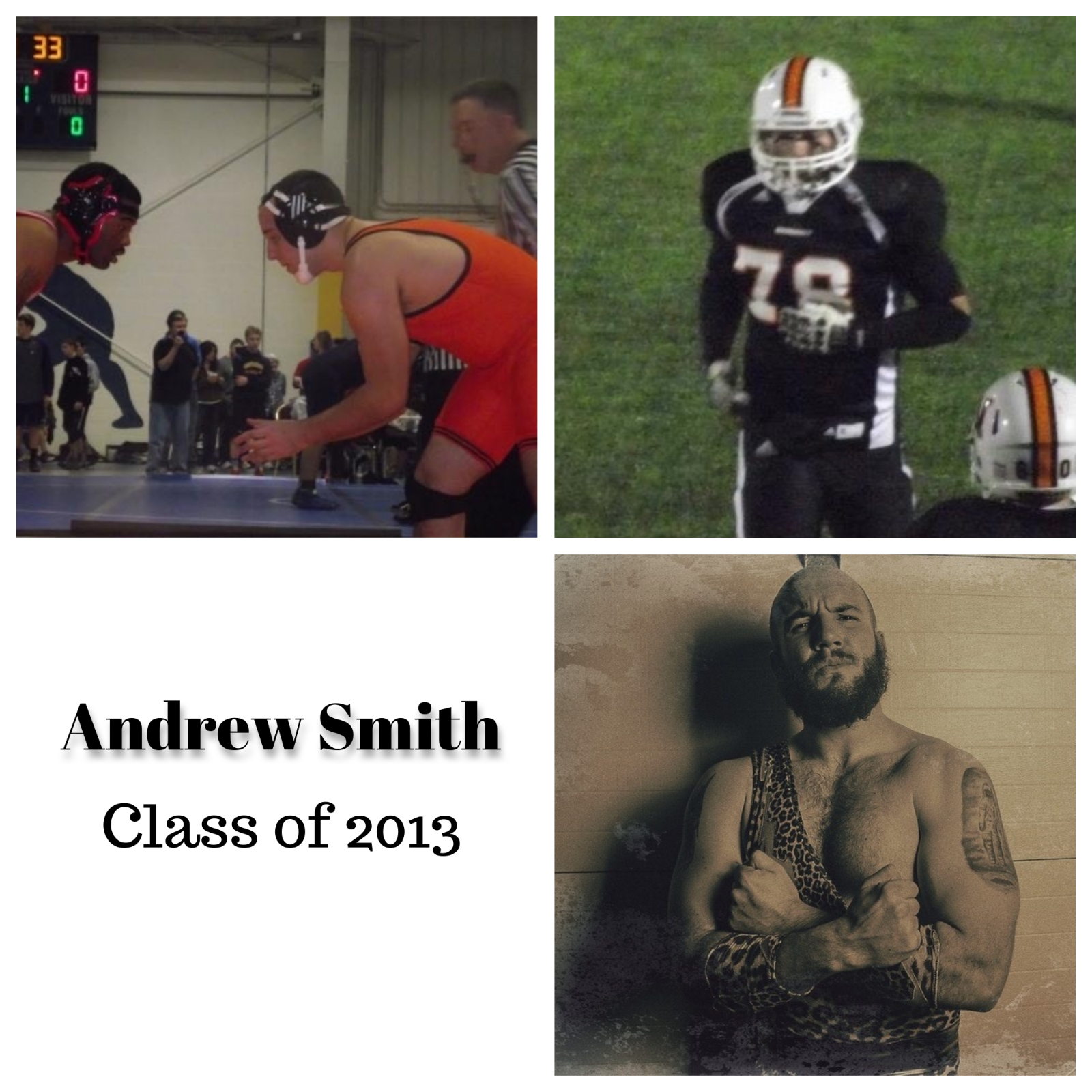 """NHS Athletics Alumni – """"Where Are They Now?"""" with Andrew Smith"""