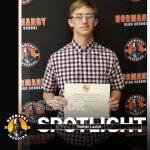 Varsity Cross Country Senior Spotlight: Nathan Lazich