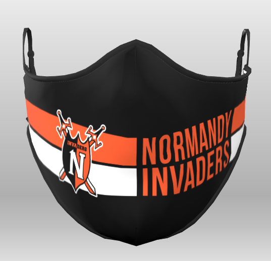 Order Your Normandy Invader Protective Mask by 10/23/2020
