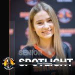 Varsity Volleyball Senior Spotlight: Diana Crihalmean