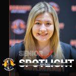Varsity Volleyball Senior Spotlight: Myla Burton