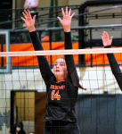 Katie Gale Selected to the AVCA All Region Team