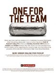 12/28 Boys Basketball Chipotle Night