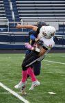 10/24/2020 Varsity Football vs. North Ridgeville (Photo Credits: Dwayne Kessie)