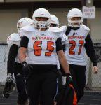 10/30/20: Varsity Football (& Band) vs. Valley Forge (Photo Credits: Dwayne Kessie)