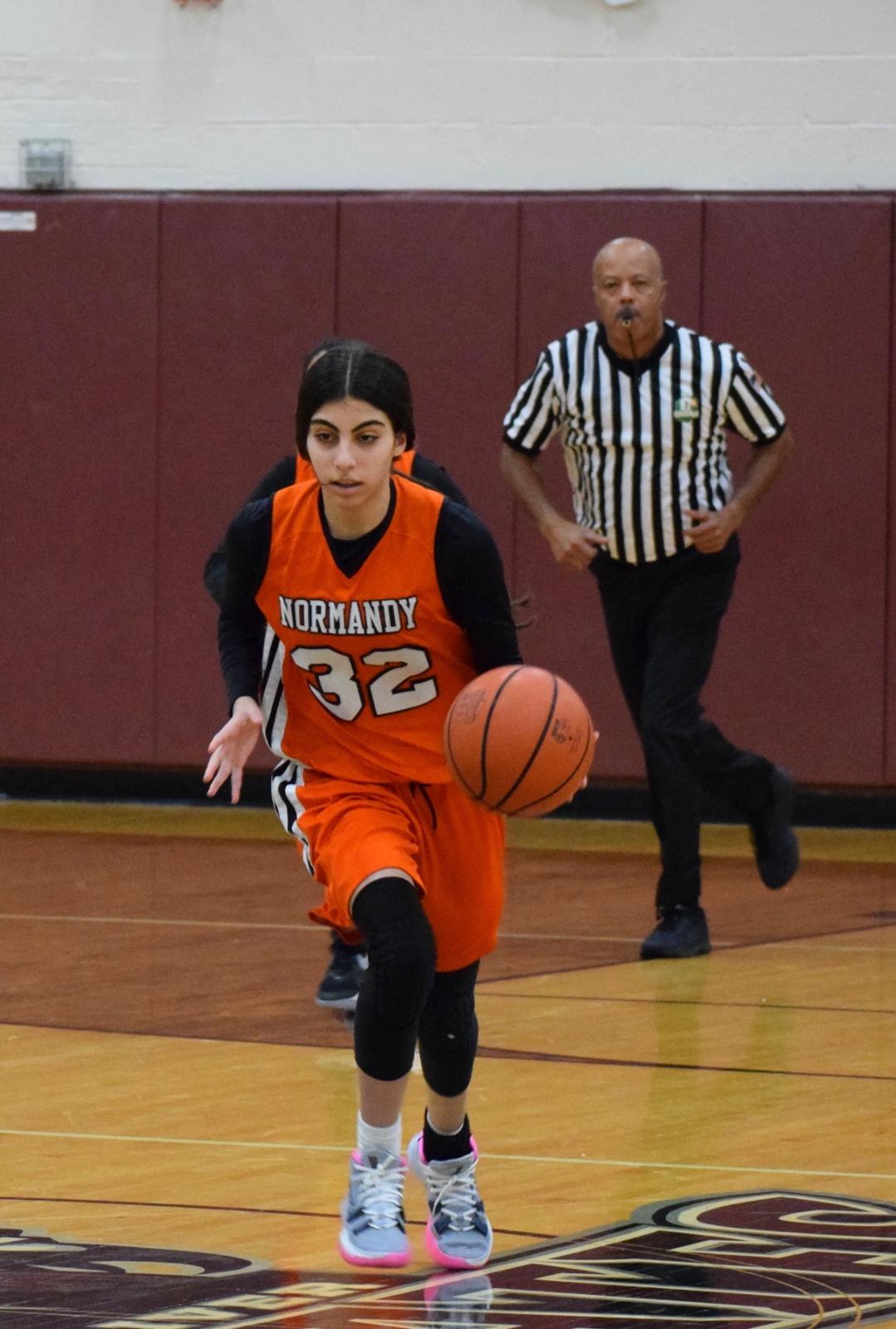 12/12/2020: JV Girls Basketball vs. Rocky River (Photo Credits: Dwayne Kessie)