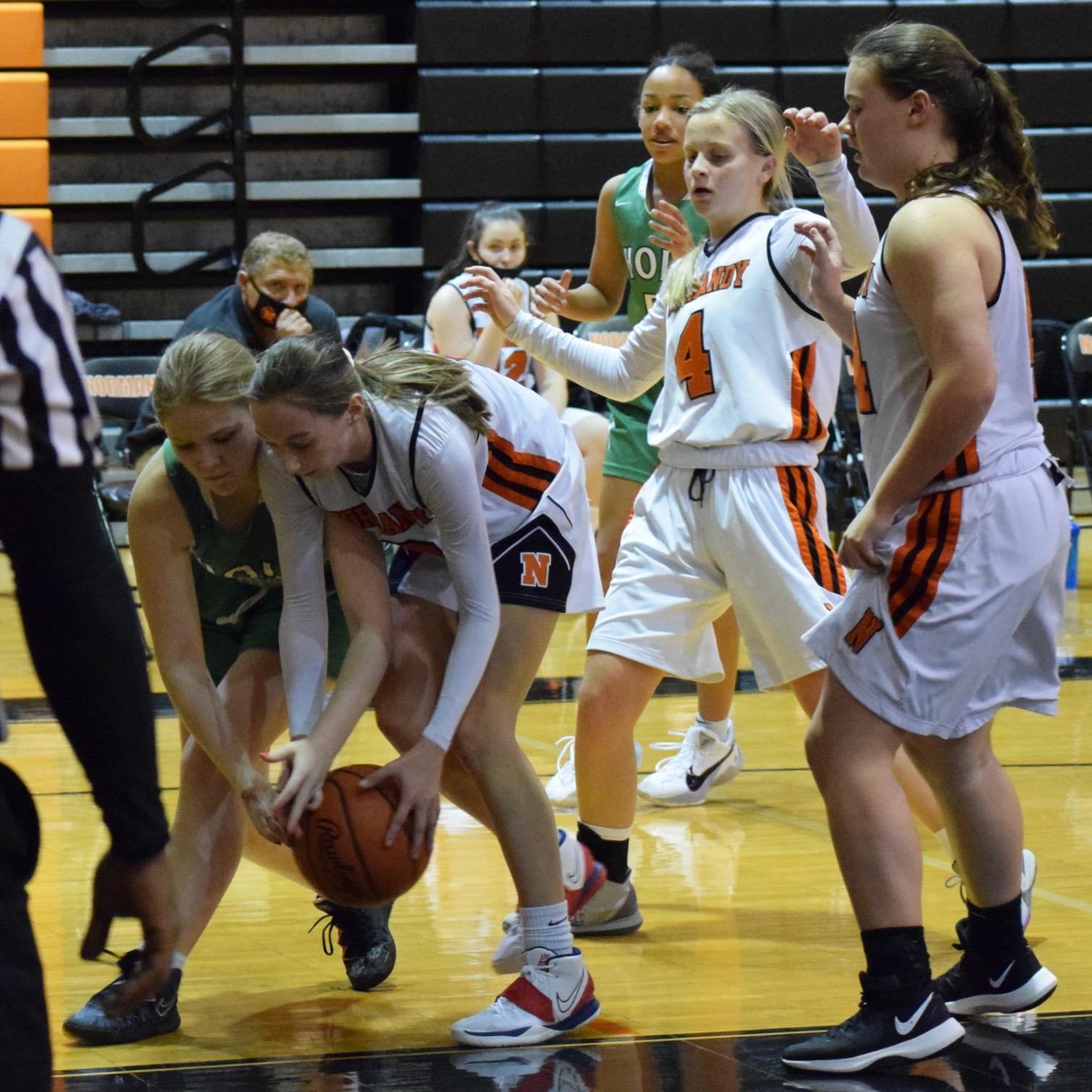 12/7/2020: JV Girls Basketball vs. Holy Name (Photo Credits: Dwayne Kessie)