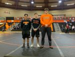 Nathan Frost Wins Match #100 as Invaders Split with Valley Forge and Lakewood