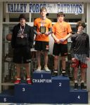 Wrestling: Invaders Place 6th, Frost Wins Championship at GLC Tournament