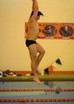 Kessie Dives into the District Meet