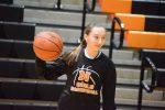 1/27/21 9th Girls Basketball vs. Rocky River (Photo Credits: Dwayne Kessie)