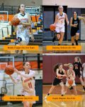 Fueger Headlines a Quartet of Lady Invader All District Team Members