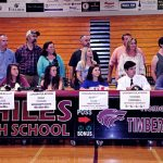 Chiles Spring Signing Ceremony