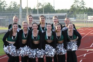 2016 – 2017 Chiles Wolverettes
