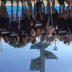Lawton Chiles High School Girls Varsity Swimming finishes 3rd place