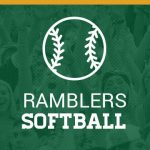 Regis High School Varsity Softball ties Bruce High School 0-0
