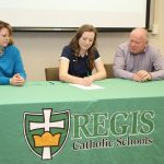 Regis High School Girls Golf Player Signs Letter of Intent