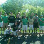 Regis High School Boys Varsity Tennis finishes 1st place
