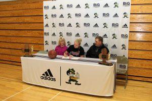 Hannah Anderson Signing Day (Basketball)