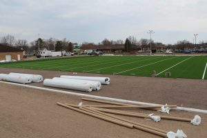 Turf Installation | Track & Field of Dreams