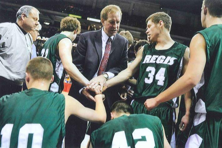 Longtime Regis Boys Basketball Coach to Retire