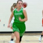 Girls Varsity Basketball beats Elk Mound 62 – 57