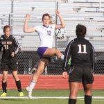 Valley Center High School Girls Varsity Soccer beat Great Bend High School 8-0