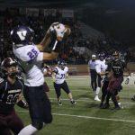 Valley Center High School Varsity Football beat Hays High School 20-6
