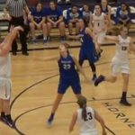 Valley Center High School Girls Varsity Basketball beat Goddard High School 44-35