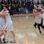 Valley Center High School Girls Varsity Basketball beat Salina South High School 37-27