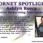 Hornet Spotlight: Ashlyn Reece