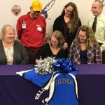 Julia Hewlett Signs with Pratt