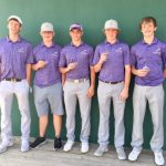 Valley Center High School Boys Varsity Golf finishes 2nd place