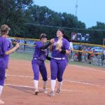 Valley Center High School Varsity Softball beat Seaman High School 5-0
