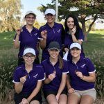 Lady Hornet Golf opens season with 3rd place finish