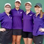 Hornet Golfers improve by 8 shots