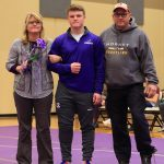 Senior Night Wrestling Photos